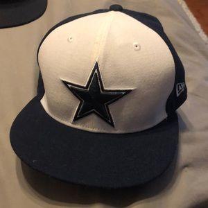 Dallas Cowboys Flat Bill Hat